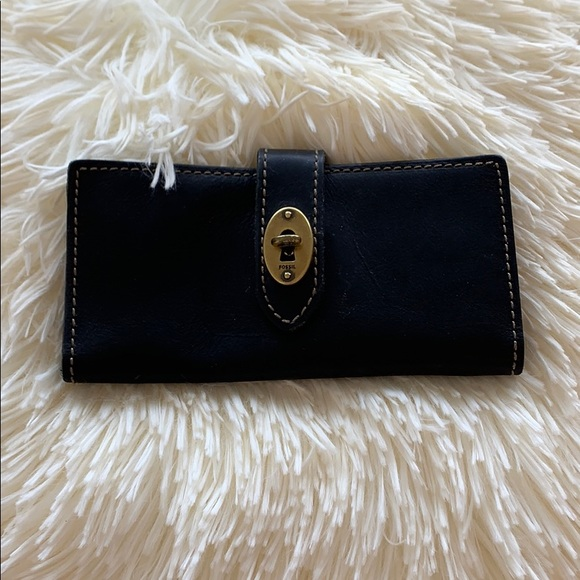 Fossil Wallet (genuine leather)
